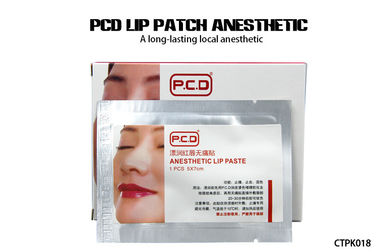 Effectiveness Lasting Permanent Make Up Painless Lip Patch  For Pain Control