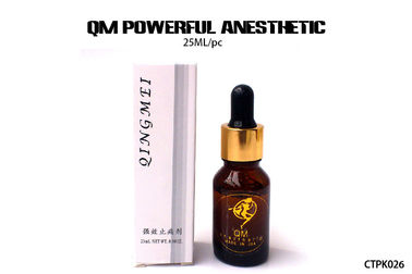 QM Powerful Liquid Strength Tattoo Numbing Gel For Lips Microblading
