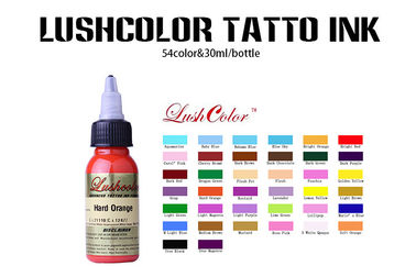 1 Oz 2 Oz 4 Oz Stable Liquid Permanent Tattoo Ink With Light Blue 54 Colors Available