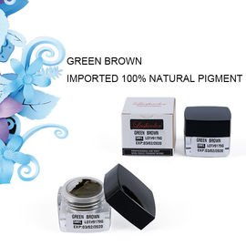 OEM Micropigmentation Pigments 17 Colors Option For Semi Permanent Makeup Pigment