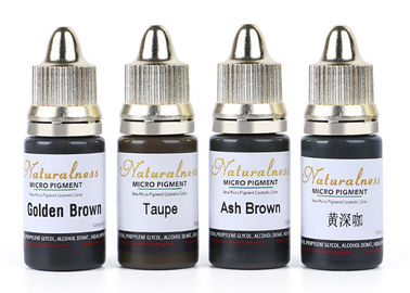 12 ML Water Based Semi Permanent Makeup Pigments for Eyebrow Eyeliner Lip Tattoo