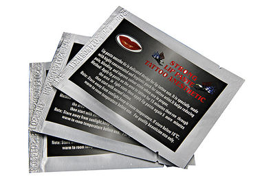 Professional Tattoo Anesthetic Cream / Topical Pain Killer Lip Patch For Permanent Makeup