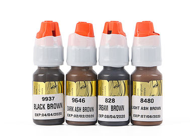 8ML Plant Essence Lushcolor Permanent Makeup Pigment For Training
