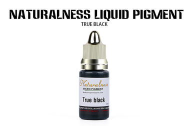 Naturalness Liquid Pigment Suitable for PMU Machine Or Tattoo Gun to Microblading Eyeliner