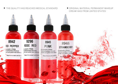 120 ML High Concentration Pigments Professional Customing Semi-Permanent Micropigment