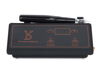 YD Black Permanent Makeup Machine Kit For Eyeliners , Facail Nursing