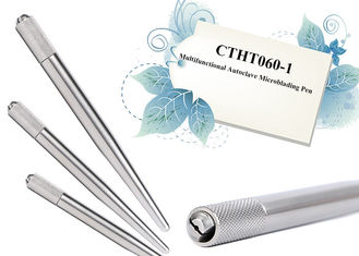 Stainless Steel Autoclave Universal Microblading Pen For Permanent Makeup