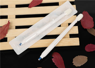 China 20U Pin Blade Disposable Microblading Pen For PMU Training Blister Packing supplier