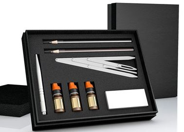 Charming Permanent Makeup Tattoo Kit / Microblading Training Kit For Academy