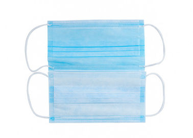 Anti Flu Disposable Face Mask Medical Standard 3 Ply  Non Woven Scent Face Mask
