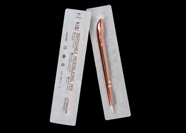 China Champagne Eyeliner #9 Disposable Microblading Pen supplier