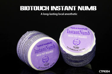 Permanent Makeup Tattoo Biotouch Instant Numb Cream for Pain Control