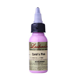 Health Permanent Carol ' s Pink  2 Oz Eyebrow Microblading Ink Never Fade