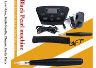 Popular Black Pearl Permanent Makeup Machine Low Noise Fast Speed Stable Needle