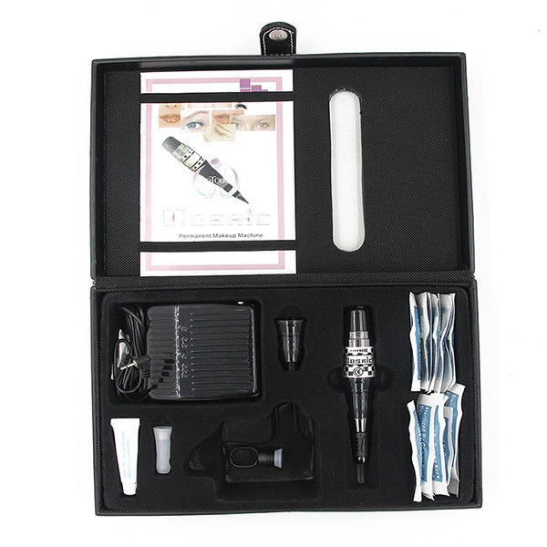 Biotouch mosaic permanent makeup eyebrow tattoo machine for Tattoo pen kit