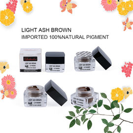 China Eyebrow Tattoo Semi Permanent Makeup Pigments Safety Easy To Color Micro Blade Ink distributor