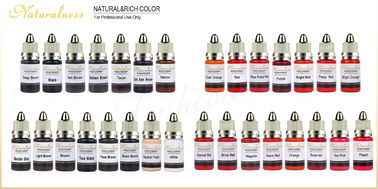 Fast Coloring Semi Permanent Makeup Pigments Liquid Tattoo Ink Pigment