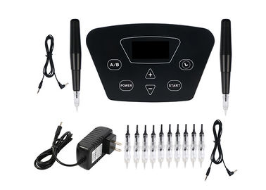 China Eyebrow Tattoo Digital Permanent Makeup Machine Kit Black Pearl For Eyeliner / Lip factory