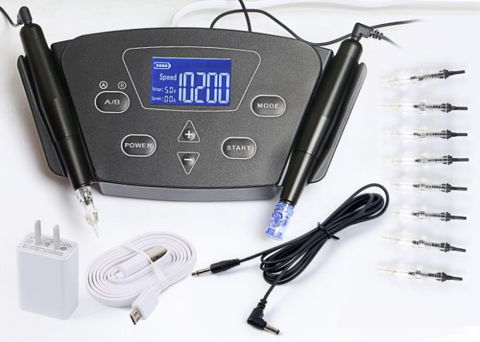 OEM Available Black Pearl Permanent Makeup Machine II Intelligent Power Control